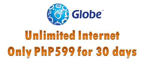 Globe Tattoo Unlimited Internet Prepaid Card Customer | cheaper unlimited internet p600 for 30 days save p400