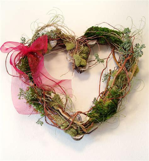 design love fest unique wreath heart wreaths marjorie stafford design