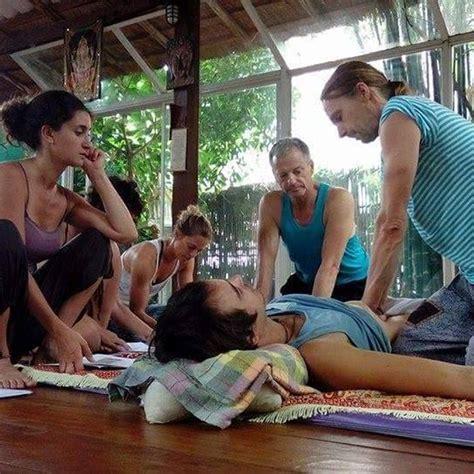 Chi Nei Tsang Abdominal Detox by Thailand Advanced Courses Chiang