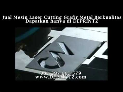 Mesin Grafir Logam harga mesin laser cutting grafir metal plat logam