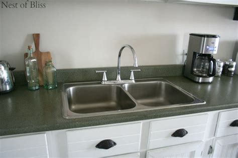 Imitation Granite Countertops Kitchen How To Spray Paint Faux Granite Countertops Faux Granite