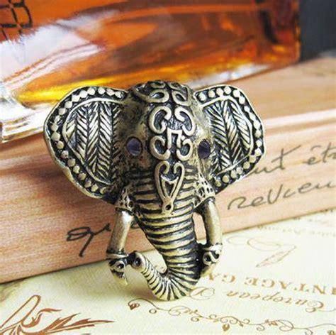 elefante porta fortuna anello porta fortuna elefante gioielli anelli di