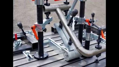 welding jig table cls f 214 rster schweisstisch system welding table system jigs