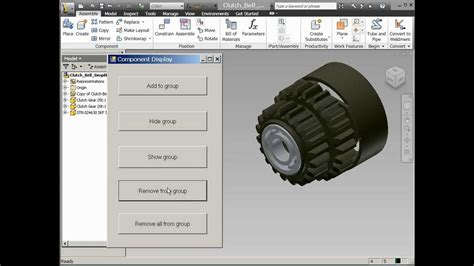 tutorial autocad vba my first inventor plug in introduction to programming