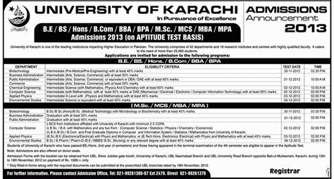 Aptitude Test Of Mba In Karachi by Admission Start In Karachi On Aptitude Test