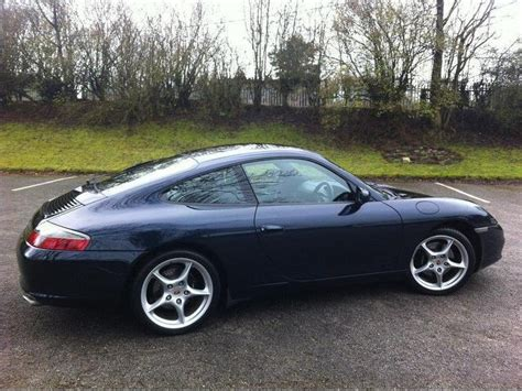 Porsche 911 Gebraucht by Used Porsche 911 2003 Petrol 2dr 3 6 Coupe Blue Manual For