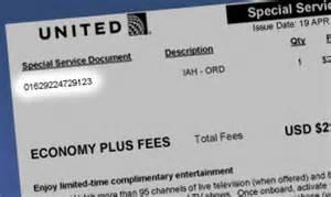 baggage fees for united find your economy plus 174 number united airlines