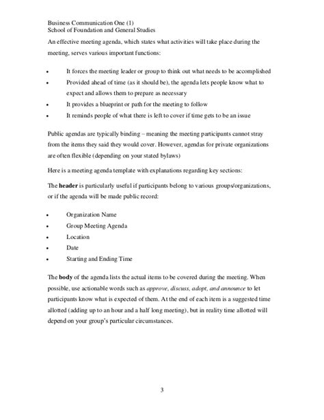 business communication course notes topic 3 210613 024503