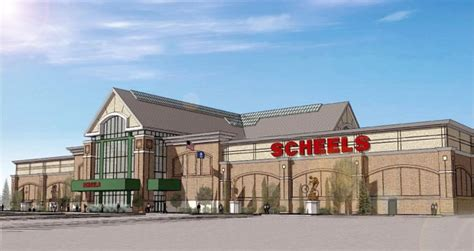 220 000 square foot scheels store to open in shiloh