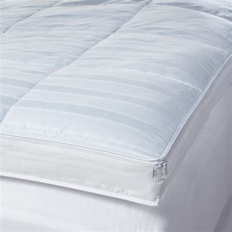 Waterproof Mattress Topper Cover Cool Touch 400 Thread Count Waterproof Mattress Topper