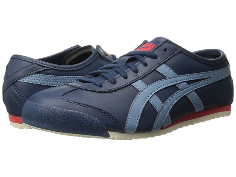 Sepatu Asics Onitsuka Tiger Vintage 08 asics mexico 66 174 in blue lyst