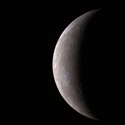 mercury in color nasa