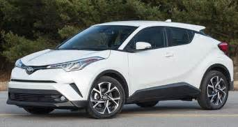 Toyota Suv 2018 Toyota C Hr Suv Targets A Younger Audience