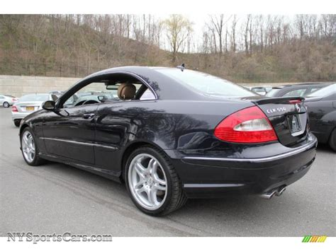 Mercedes Clk 550 by 2009 Mercedes Clk 550 Coupe In Majestic Black