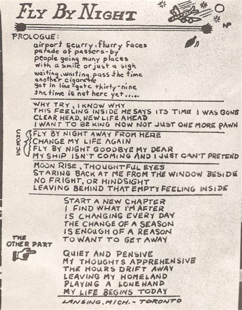 fly testo fly by lyrics sheets