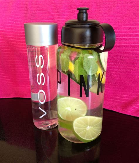 Voss Detox Water by My Voss Real Detox Water Voss Water From Infused