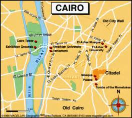where is cairo on the map willgoto maps