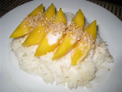 New Chitato Beef Rendang Mango Sticky Rice Fried Crab Egg Yolk recipe index rice recipes with photos recipe on closet cooking
