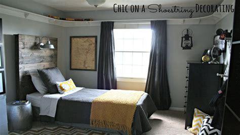 accent curtains boys bedroom painting ideas teen boys
