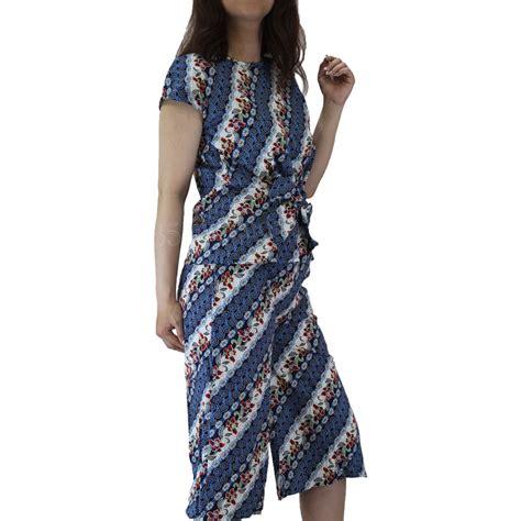 Setelan Muslim Atasan Tunic Blouse Terompet Celana Panjang Cullote 35ribu barang untuk dijual di carousell