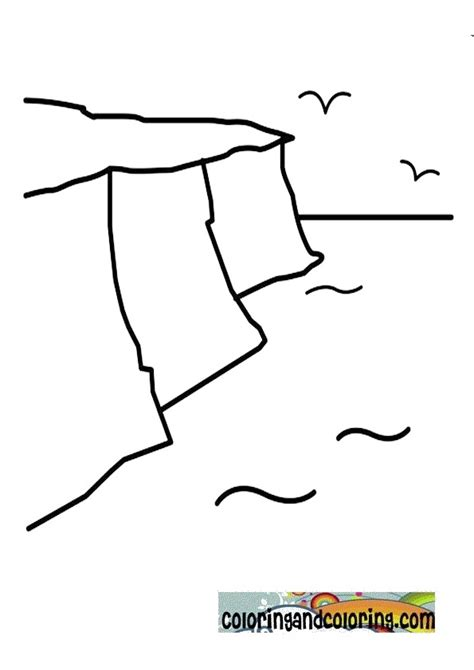 water erosion coloring page erosion coloring pages
