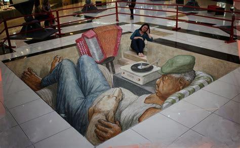 imagenes increibles de arte 29 obras incre 237 bles de arte callejero en 3d fotos