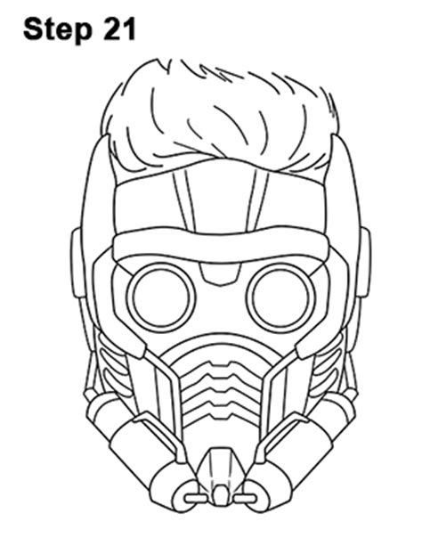 star lord coloring page star lord pages coloring pages