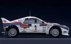 Martini Racing Lancia Lancia 037 Martini Racing Martini Racing