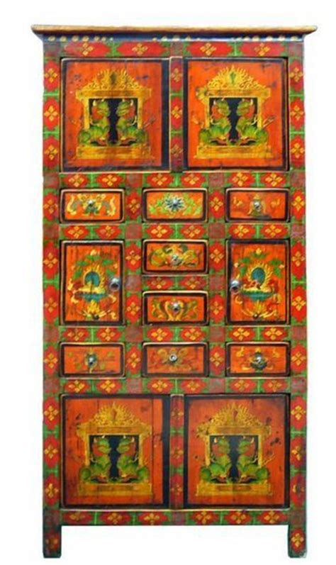 mexican painted chairs 17 best images about mexican painted furniture on