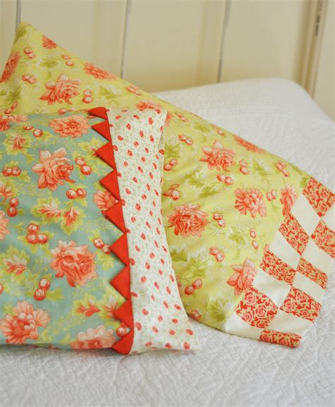 Pillowcase Quilt Pattern by Join Us For The Pillowcase Challenge Fresh Figs