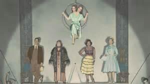 swinging horror stories american horror story freak show cast photo gets weird
