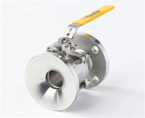 flow tek tank series ball valve