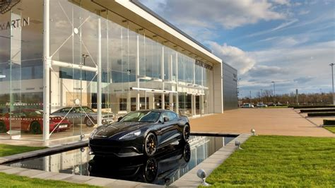 aston martin showroom studies aston martin showroom newcastle uk