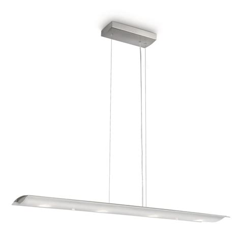 modern led ceiling bar pendant low energy dimmable