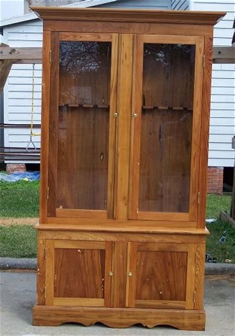free wooden gun cabinet plans best 25 gun cabinet plans ideas on gun