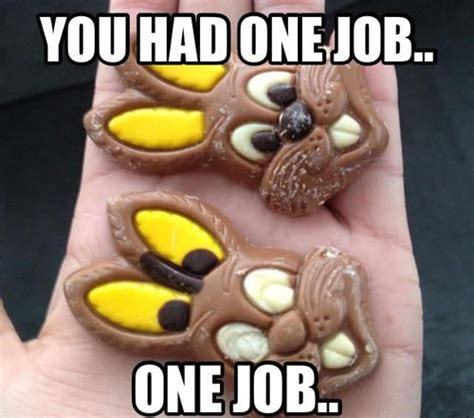 Chocolate Easter Bunny Meme - dressed for work like batman google search misc