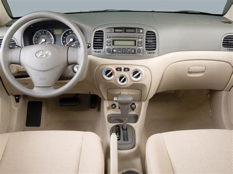 vehicle repair manual 2006 hyundai accent security system 2006 hyundai accent gls sedan interior photos automotive com