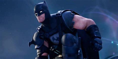 dc releases trailer  batmanfortnite  point