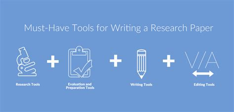 Research Paper Writing Tools by Research Paper Must Haves
