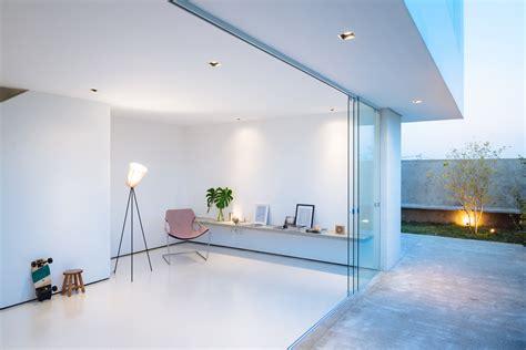 dise o de jardines minimalistas para casas sencilla casa de dos pisos con planos y dise 241 o de interiores