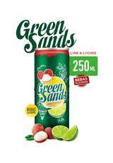 Green Sands Lime Lychee Can 250ml pocari sweat minuman isotonik btl 350ml klikindomaret