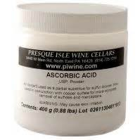 Potassium Metabisulfite Shelf by Anti Oxidants And Preservatives Wine Supplies