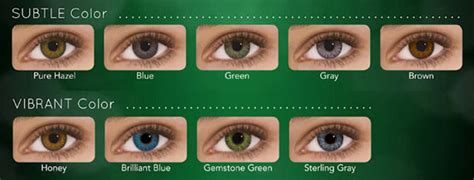 Shades Of Gray Colors by Air Optix Colors 2 Pack Pscontacts Com