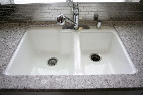 white cast iron undermount kitchen sink white ceco cast iron kitchen sink we included a two