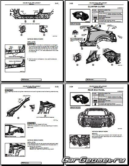 online car repair manuals free 2012 mitsubishi eclipse lane departure warning контрольные размеры кузова mitsubishi eclipse gt 2006 2012 body repair manual
