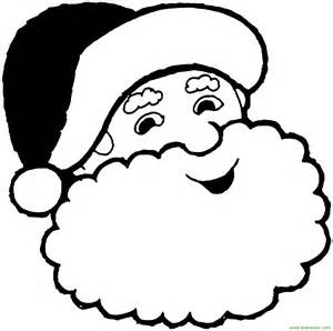 santa coloring pages printable kids christmas santa claus coloring pages