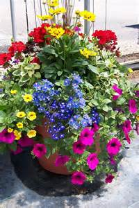 Outdoor Flower Pots Best 25 Outdoor Flower Pots Ideas On Outdoor