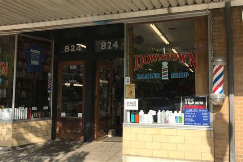 downtown barber lawrence coupon best salon barber downtown barber shop has deep ties to