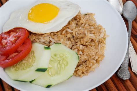 nasi goreng indonesian fried rice taras multicultural