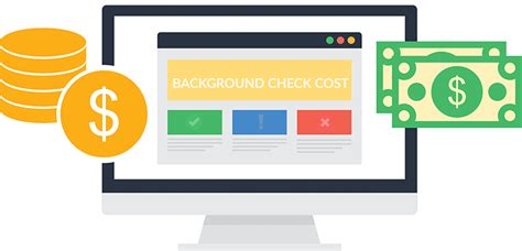 How Much Is A Background Check For Employment Cost Of A Background Check How Much Should You Pay